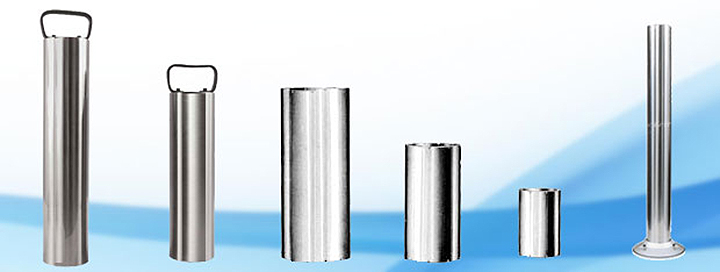 GMT Metrology Cylindrical Squares