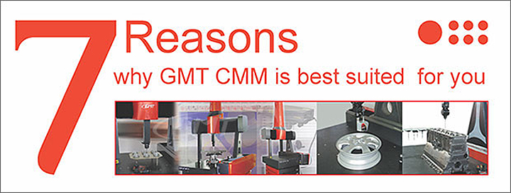 CMM - Best suited for you