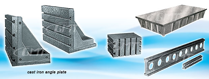 Metrology Cast Iron Angle Plate