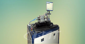GRANITE BASE STRUCTURE FOR CONTACT LENS GRINDING MACHINE
