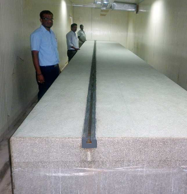 News Surface plate inspection
